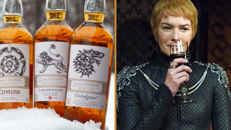 Idee Regalo 🥃 WHISKY e 🍷 VINO a tema GAME OF THRONES, per il bevitore seriale!