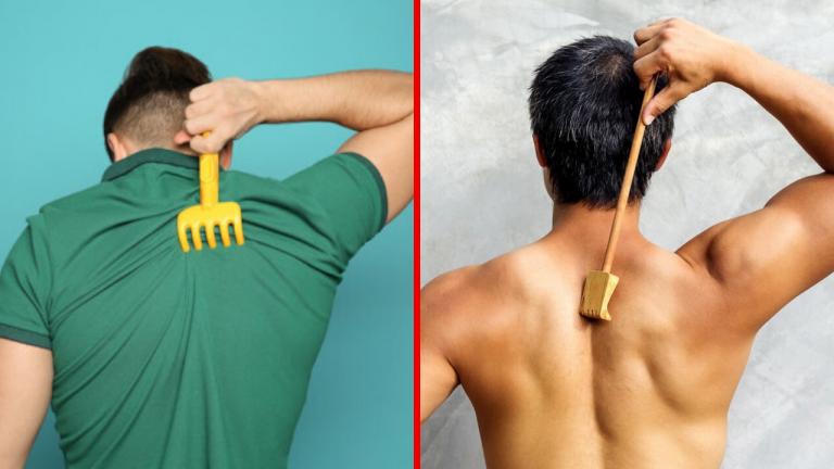 Manine Grattaschiena, le migliori per eliminare il prurito alla schiena