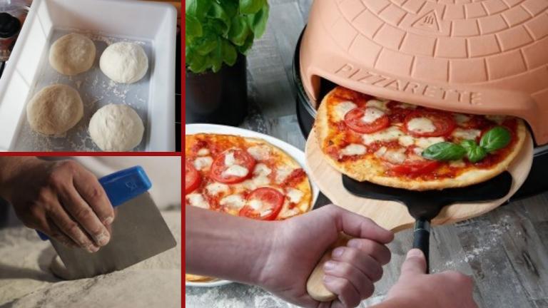 Fare la pizza a casa, accessori e attrezzatura per ogni Pizza Lover