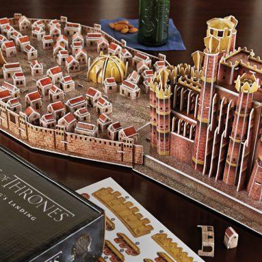Puzzle 3D Approdo Del Re