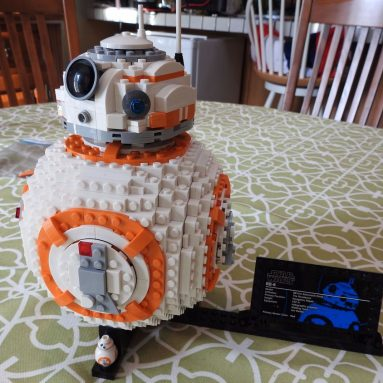 Bb-8 Di Lego Star Wars