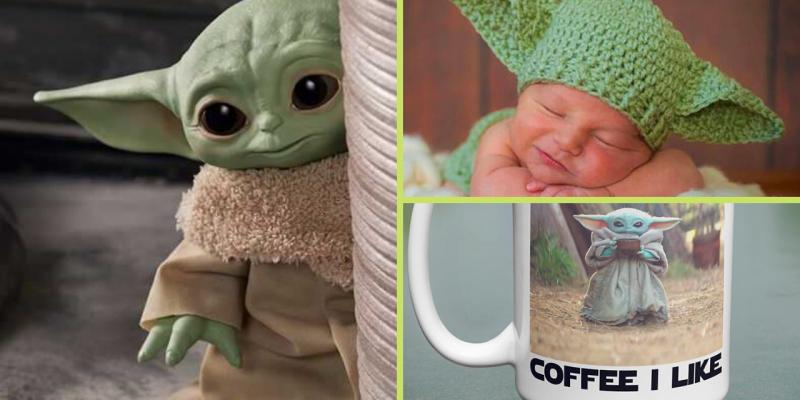 Baby Yoda Fan, ecco i gadget e gli accessori da avere.