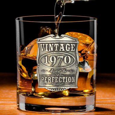 Bicchiere Da Whisky Per 50 Compleanno