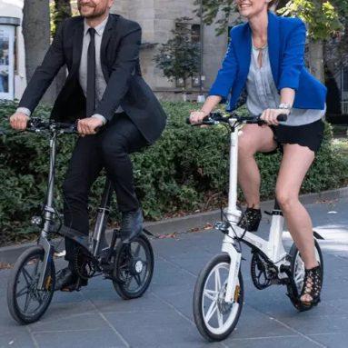 Bici Elettrica Pieghevole