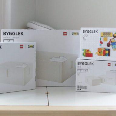 Bygglek Lego Ikea