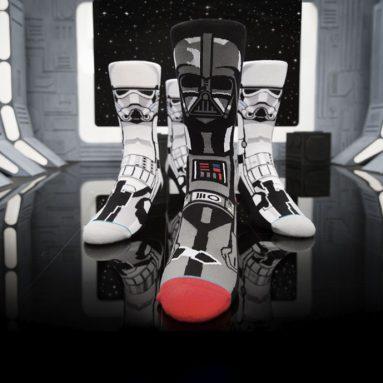 Calzini Darth Vader