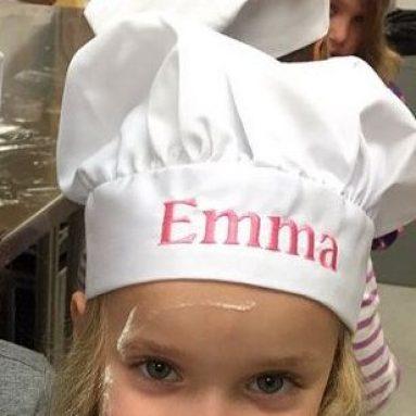 Cappello Da Chef Personalizzato