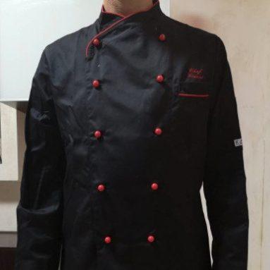 Casacca Da Chef Personalizzata