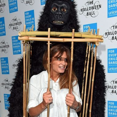 Costume Gorilla Con Te In Gabbia