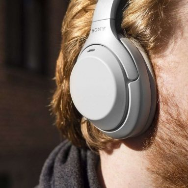 Cuffie Over-Ear Wireless HD
