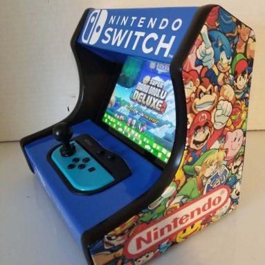 Stand Cabinato Per Nintendo Switch