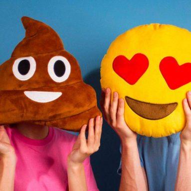 Cuscini Emoji Di Peluche