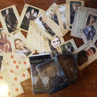 Carte Da Gioco Il Trono Di Spade