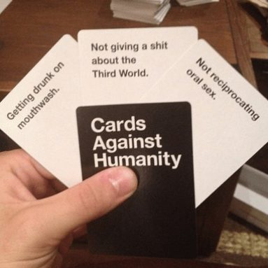 Gioco Cards Against Humanity