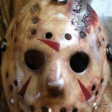 Maschera Hockey Di Jason