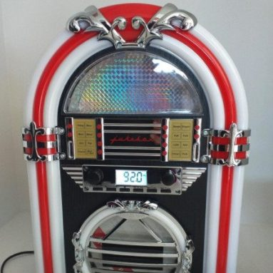 Juke-Box Bluetooth CD Player
