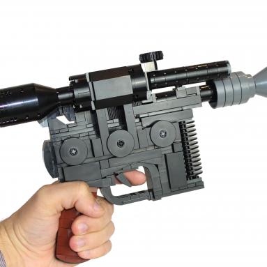 Blaster DL-44 Di Lego