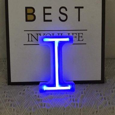 Lettera Luminosa Al Neon