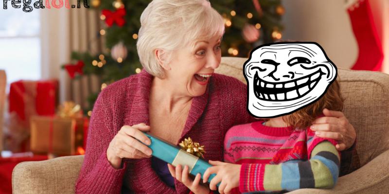 Regali di Natale per i parenti che odi
