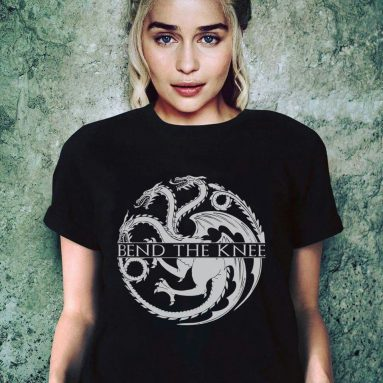 Maglietta Targaryen Bend The Knee