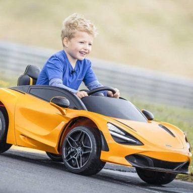 McLaren Elettrica Per Bambini