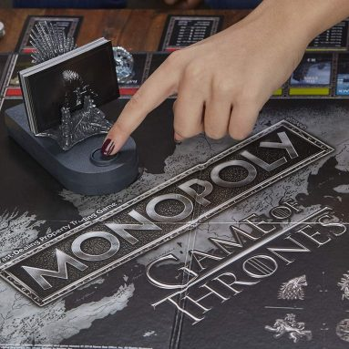 Monopoly Game Of Thrones Edizione Speciale