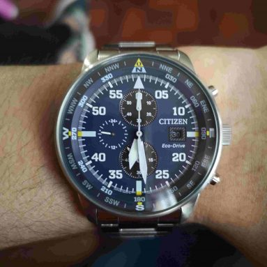 Orologio Citizen Crono Aviator