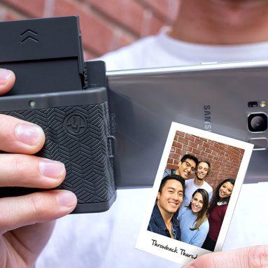 Mini Stampante Da Smartphone