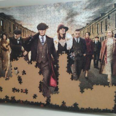 Puzzle Sulle Serie Tv