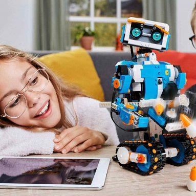 Robot Lego Da Costruire E Programmare