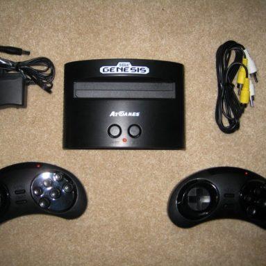 Sega Genesis E 80 Giochi Retr