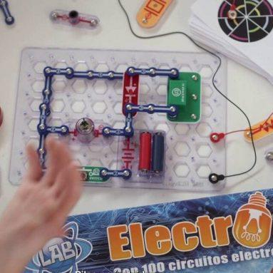 Set Di Circuiti Elettrici Per Bambini