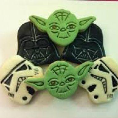 Stampi Per Biscotti Star Wars