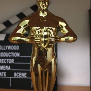 Statuetta Oscar Personalizzata