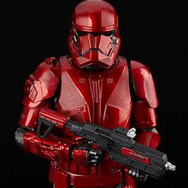 Statuetta Sith Trooper Rosso