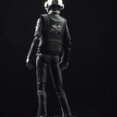 Thomas Bangalter Action Figures