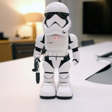 Robot Stormtrooper Star Wars