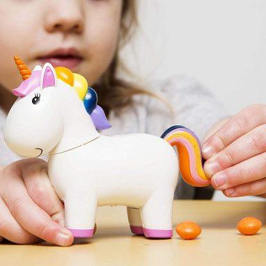 Unicorno Defeca Caramelle Gommose
