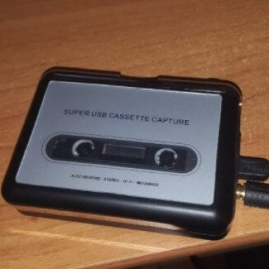 Walkman Convertitore Audiocassette