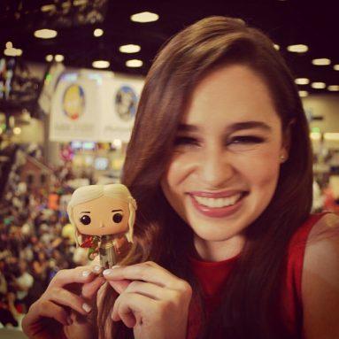 Daenerys Targaryen Mini Statuetta