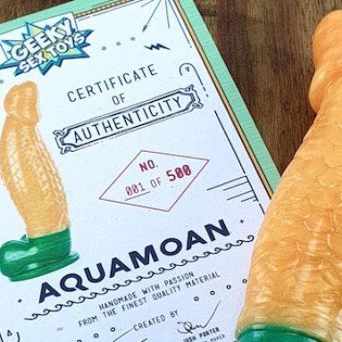 Dildo Di Aquaman