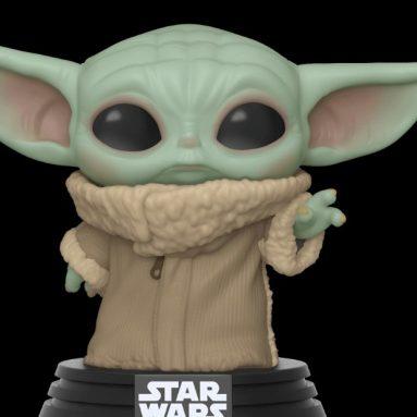 Statuetta Pop Baby Yoda