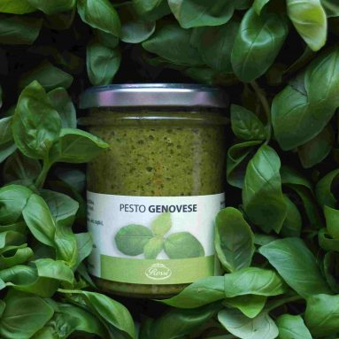 Pesto Genovese In Barattolo