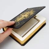Bibbia Con Fiaschetta Nascosta