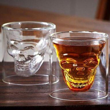 Bicchiere Teschio