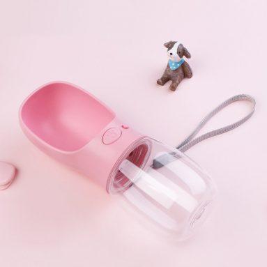 Bottiglia Acqua Portatile Per Cani