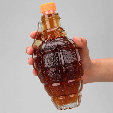 Bottiglia Decanter Granata