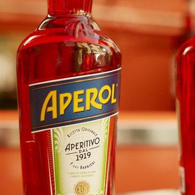 Bottiglia Di Aperol