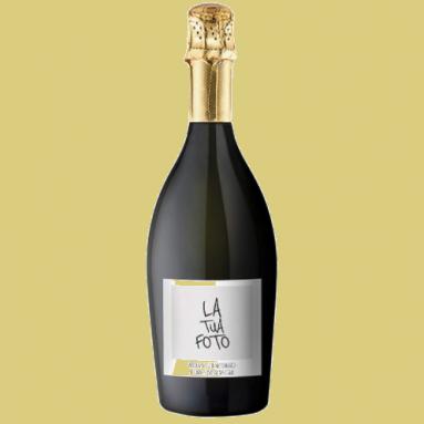 Bottiglia Prosecco Personalizzata Con Foto