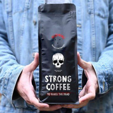 Caff Forte Sveglia Morti